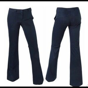 Navy Trouser Pants